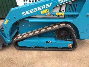 Messersi tracked skidsteer loader 6