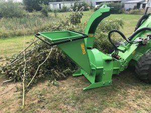 Avant Wood Chipper CH100 3